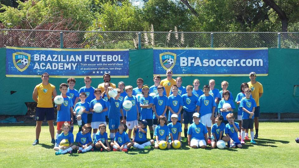 Brazilian Futebol Academy (BFA) Summer Soccer Camps