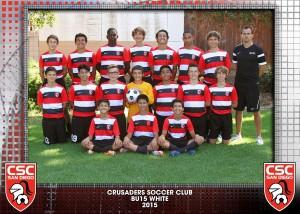 Join San Diego Crusaders Soccer Club!