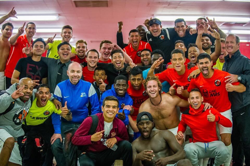 La Maquina, LA Wolves FC advance in U.S. Open Cup