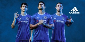 Chelsea FC Drops New Kit for 2016-17 Season