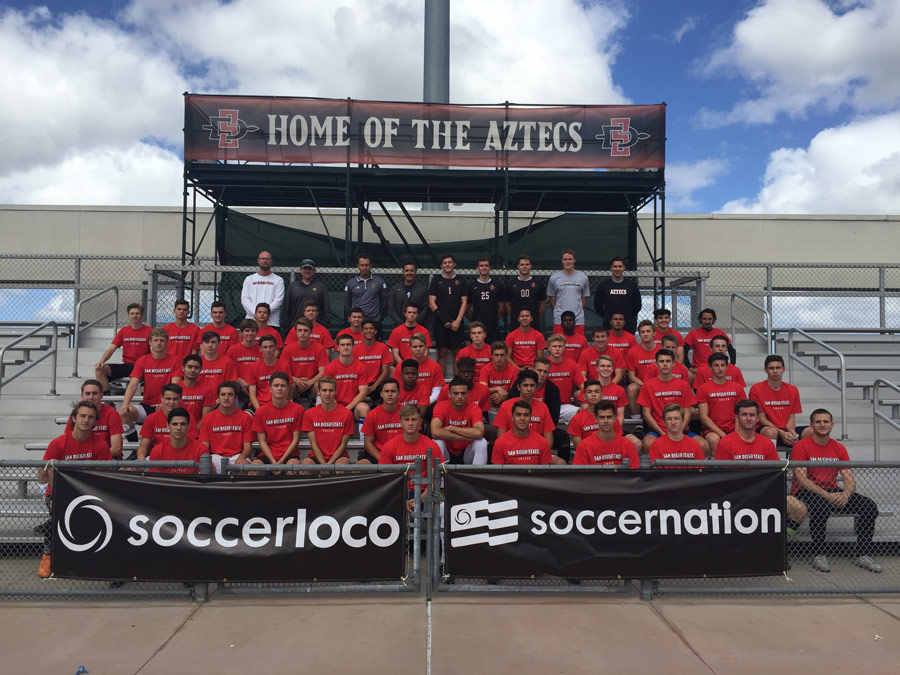 2016 Nike Aztec Academy and Camps Circuit: Presented by soccerloco