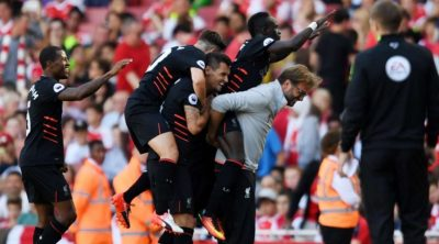 Five Things We Took Away From Arsenal v. Liverpool