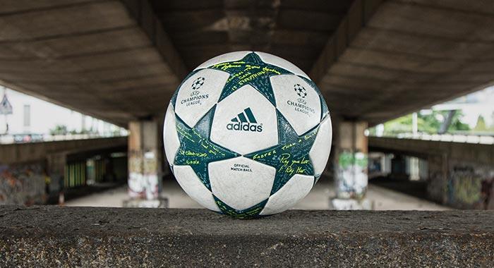 adidas Launches 2016/17 UEFA Champions League Match Ball