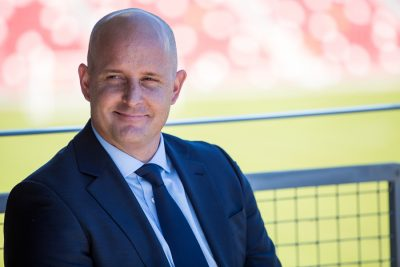 Jake Edwards Talks Expansion, Attendance and California's Role in USL