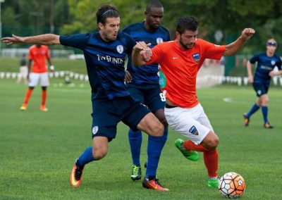 OC Blues' Season Ends in Extra Time to 9-Man Swope Park Rangers