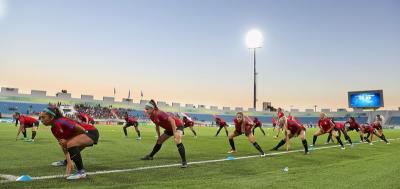 U-17 WNT Suffers Loss To Ghana At 2016 U-17 Women's World Cup
