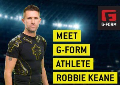 Former LA Galaxy Star Robbie Keane Visits San Diego