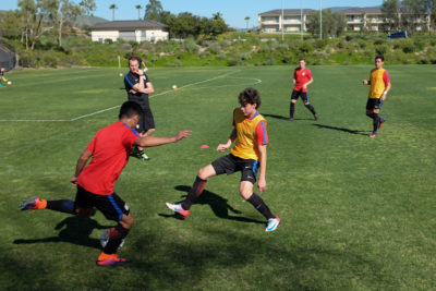 5 California Natives With U-15 Team In Italy Advance To Torneo Delle Nazioni Semifinals