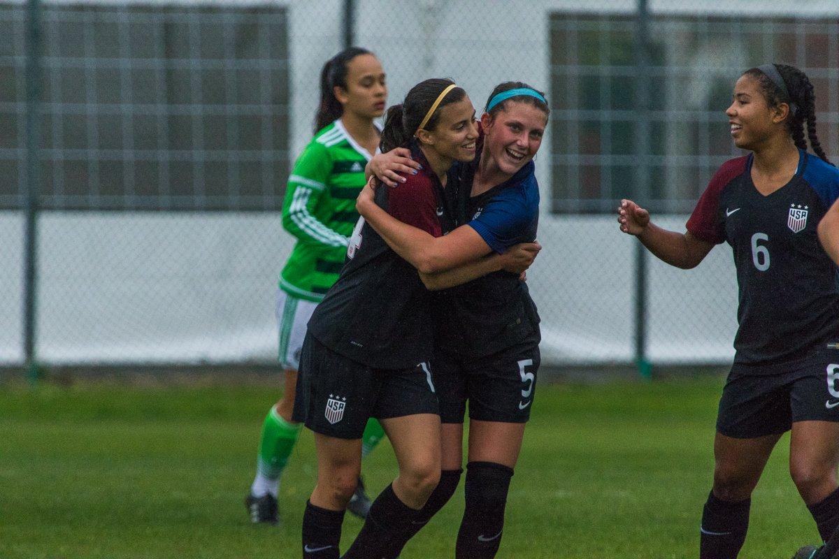 U.S. U-17 & 6 California Natives Advance To Championship Match At Torneo Delle Nazioni In Italy