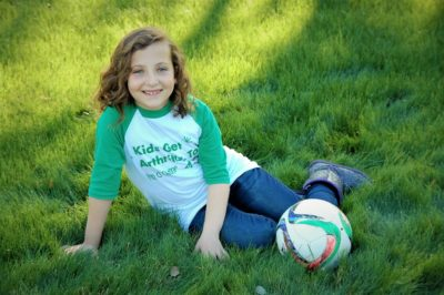 Legacy's Gwen Aron Is Arizona's 2017 Youth Honoree For The Walk To Cure Arthritis