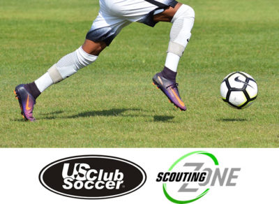 US Club Soccer Names SCOUTINGZONE as Official Partner