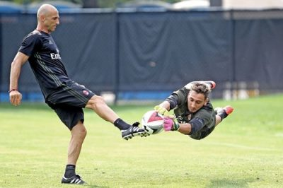SOLTILO Announces First Annual Goalkeeper Camp