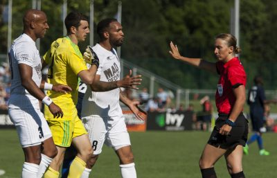 Drawn Together: Phoenix and Swope Park share the spoils in frustrating affair