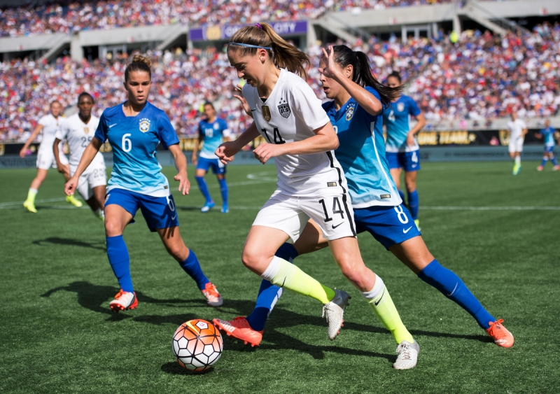 USWNT Set For Tournament of Nations In San Diego & Los Angeles