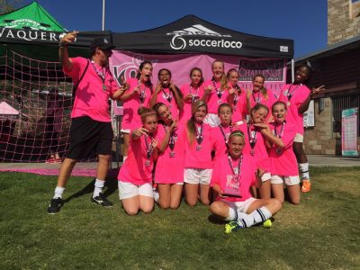 Unite in the Fight: Kickin' it Challenge Continues Efforts with Breast Cancer Awareness