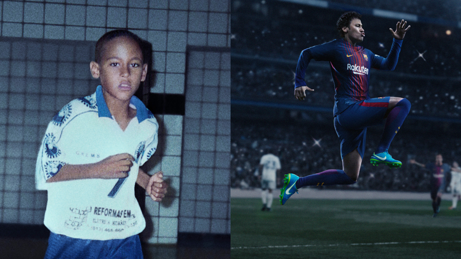 "Neymar Jr.'s New ""Written In The Stars"" Signature Edition Mercurials Tell a Story"
