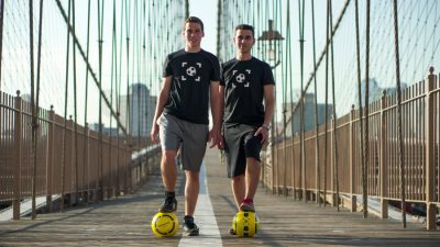 DribbleUp Smart Soccer Ball – Hi-Tech Training At The Touch Of A Toe