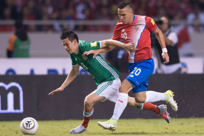 Costa Rica 1-1 Mexico: After gaining an away point, El Tri remains at the top of the Hex