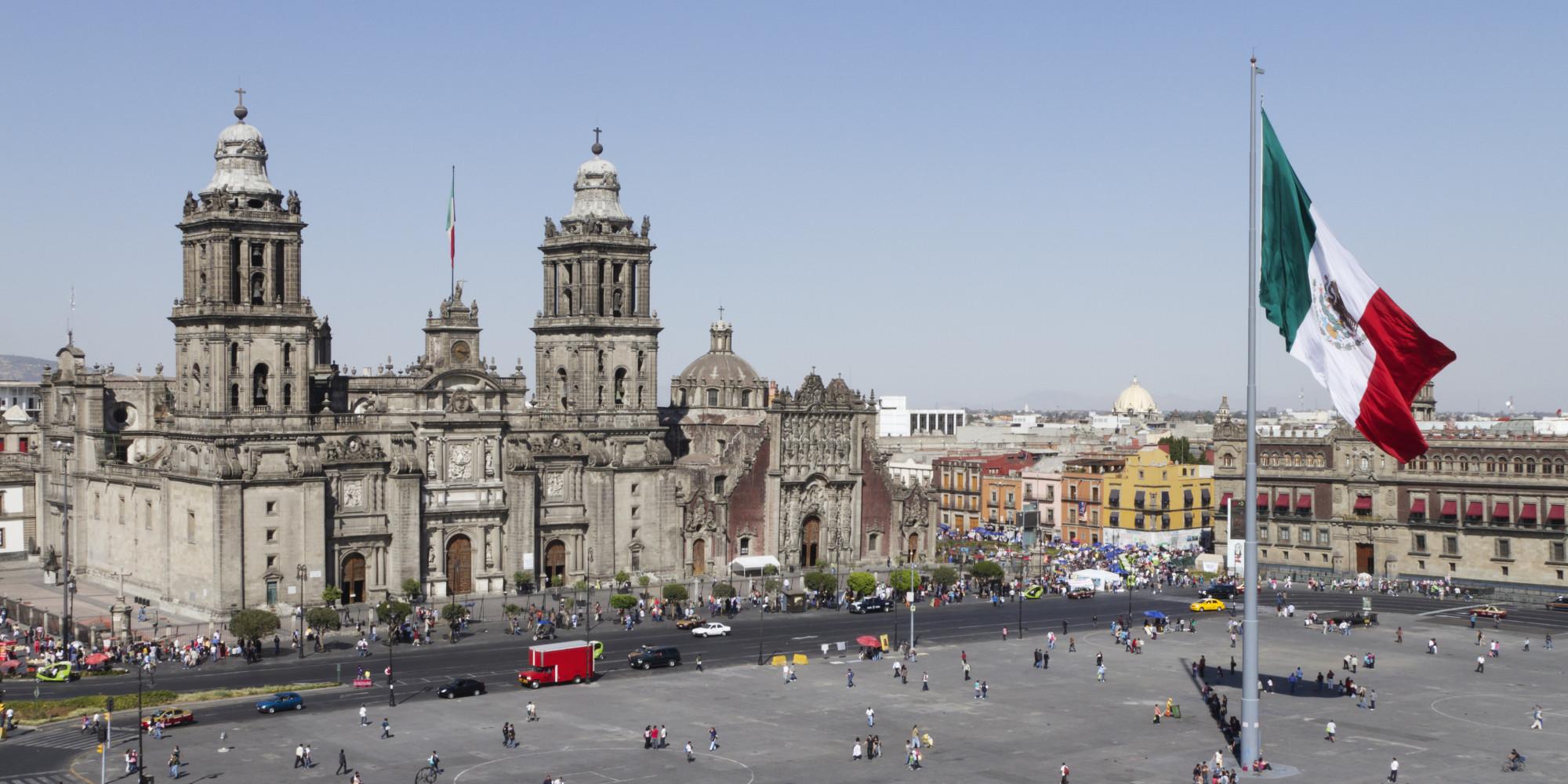 Mexico City (Part 1): Fútbol y El Sismo