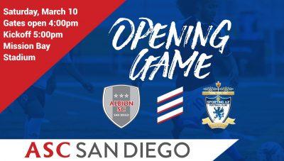 ASC San Diego Launches Into Third Season With Purpose