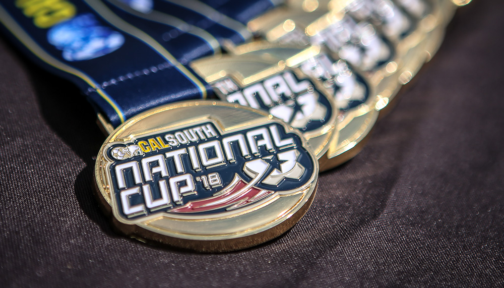 UPDATE! Cal South National Cup Heads into a Championship Weekend