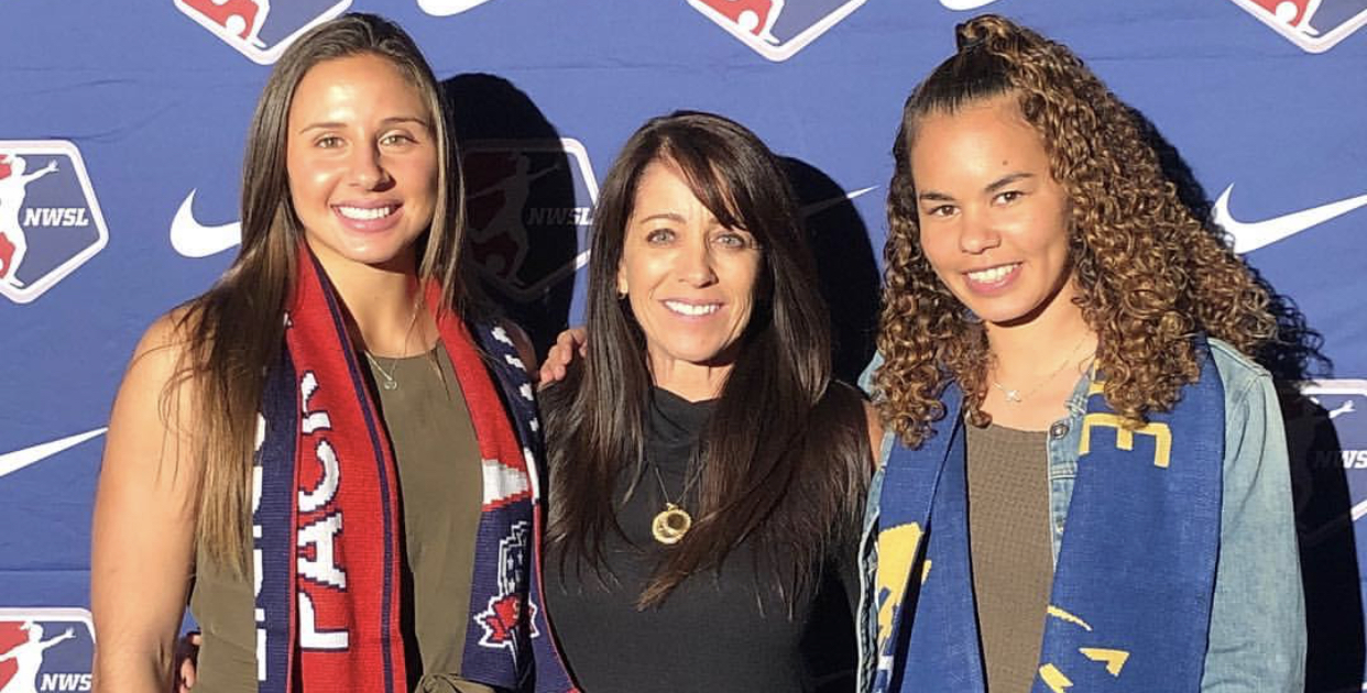 Homegrown PROS: TWO DMCV Sharks players drafted in the NWSL first round
