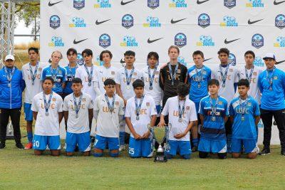 TEAM PROFILE: Laguna United FC B03, National Cup Finalists