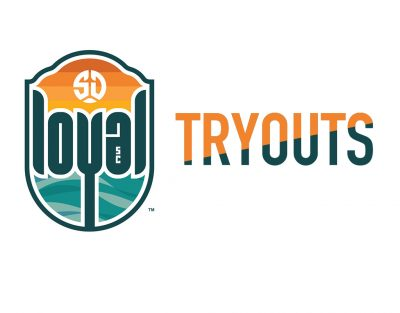 San Diego Loyal Soccer Club Open Tryouts: Sunday Dec 15