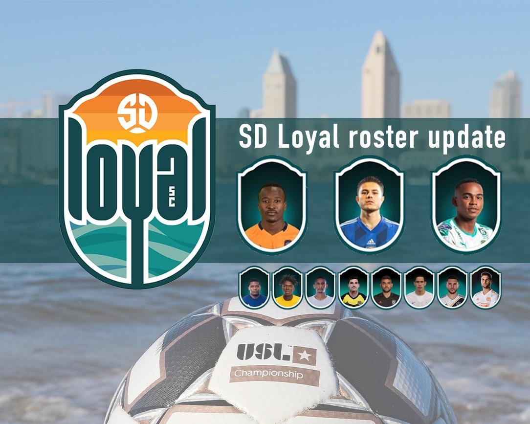SD Loyal Update: 11 players!