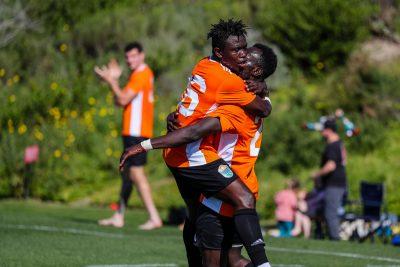 SD Loyal Hit the Ground Running in Pre-Season Friendly Against MLS Team FC Dallas
