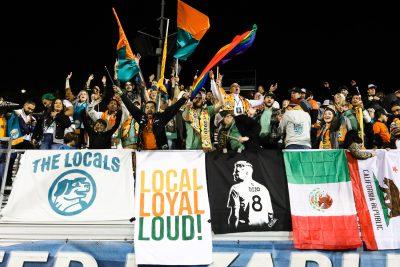 SD Loyal SC defeats Costa del Este FC 1-0. Next home game: Season Opener March 7th vs Las Vegas Lights