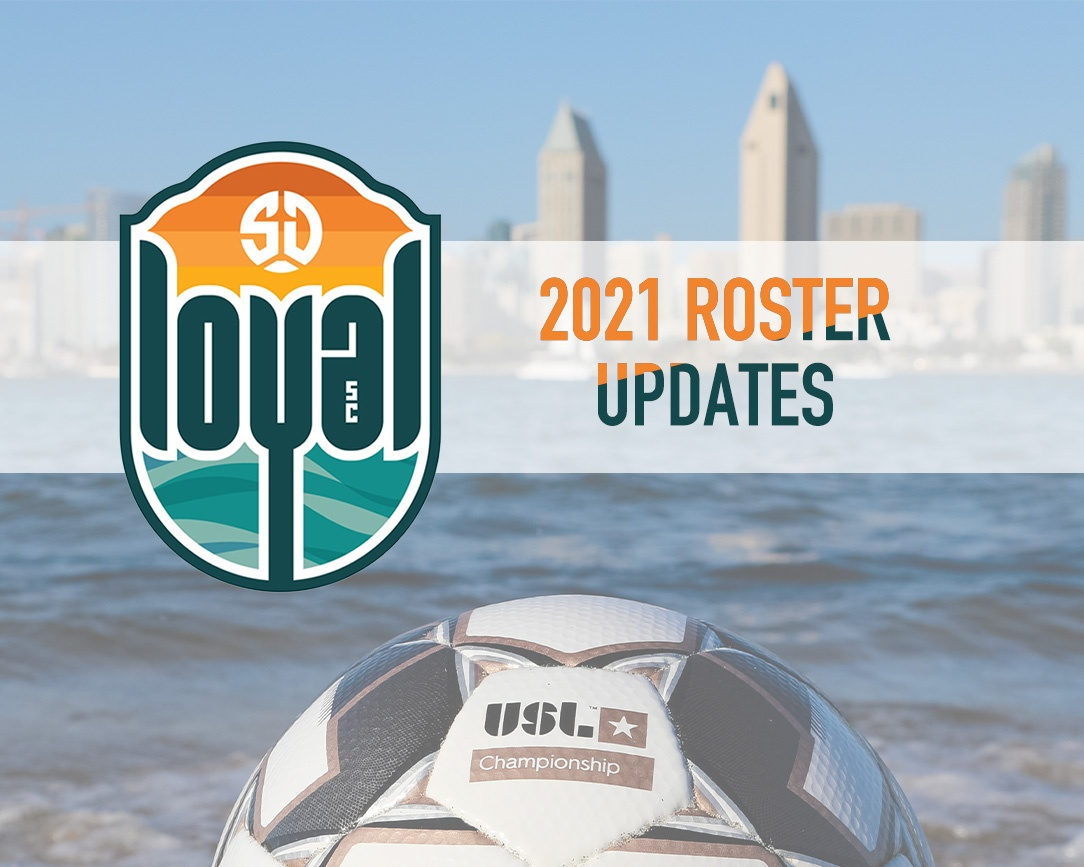 Seven Players Returning to SD Loyal for 2021