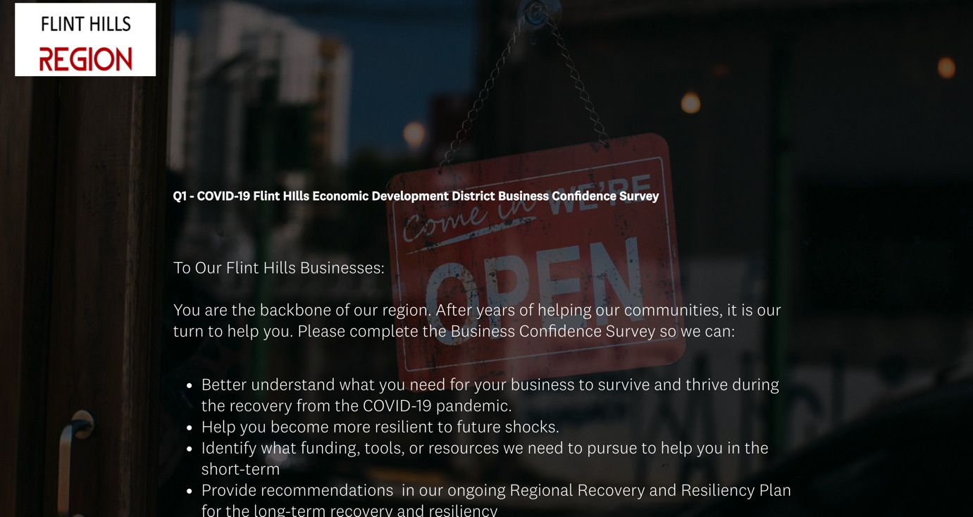 Regional Business Confidence Survey