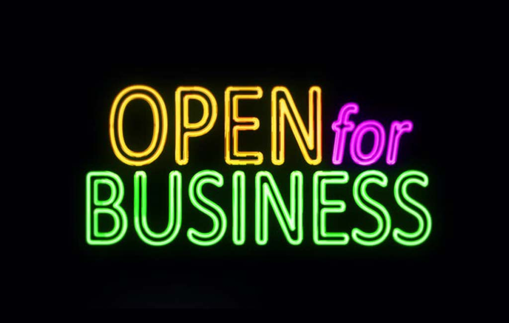 Reopening Monday 31st August!