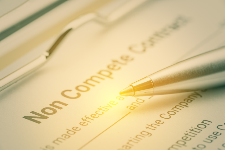 For Your Consideration: Ensuring the Enforceability of Non-Compete Agreements