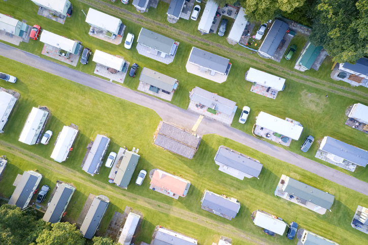 "You don't have to go home, but you can't stay here: Some Texas cities ban ""permanent"" residencies in RV parks"