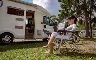 When RV park guests overstay their welcome, should park owners call the police or seek a judge?