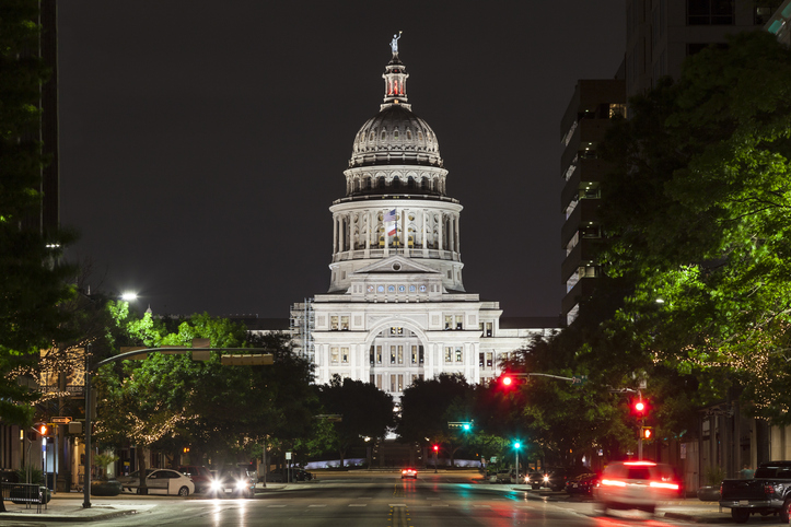 Texas Legislature endorses Governor's unilateral and unchecked use of emergency powers