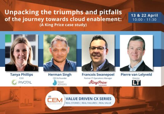 Unpacking the triumphs and pitfalls of the journey towards cloud enablement: (A King Price case study)