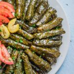 Vegetarian-Stuffed-Grape-Leaves-9