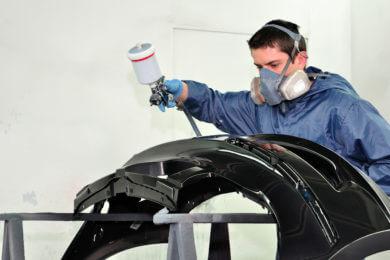 Bumper Repainting