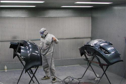 spray-room