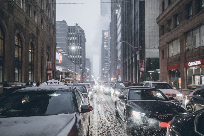 Winter Driving Tips For Staying Safe On Edmonton's Roads This Winter