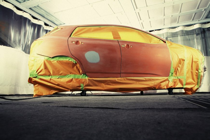 Top 6 Frequently Asked Questions About Auto Body Painting