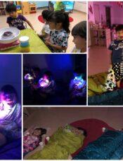 HK Chiba and Sleepover event!