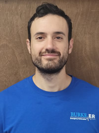 Matthew Burke, General Manager - Burke Emergency Restoration Services Manchester NH