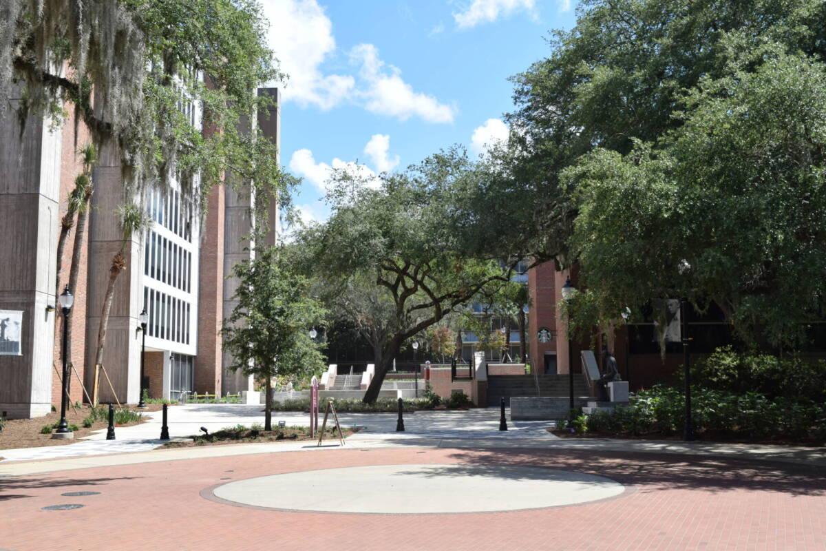 FSU DIRAC DITTMER Plaza
