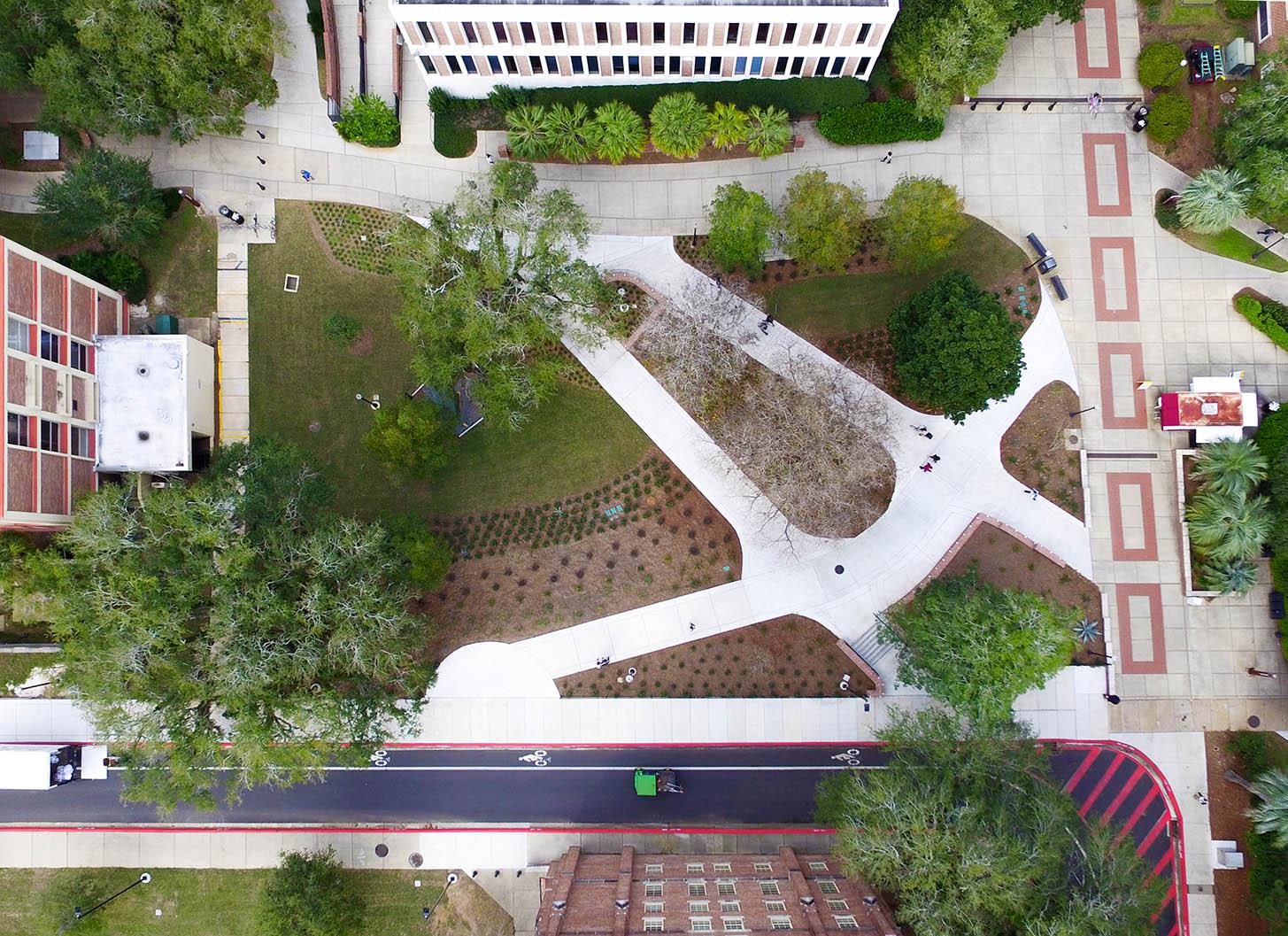 Thagard Plaza