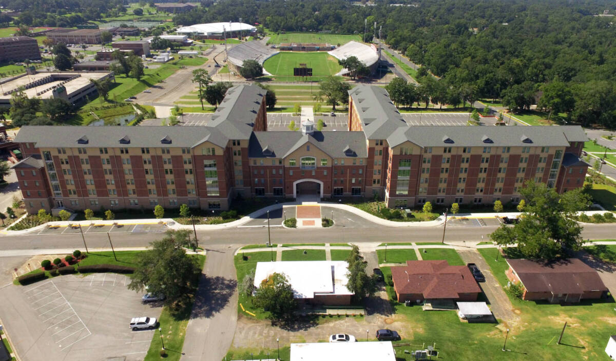 FAMU 800 BED STUDENT HOUSING