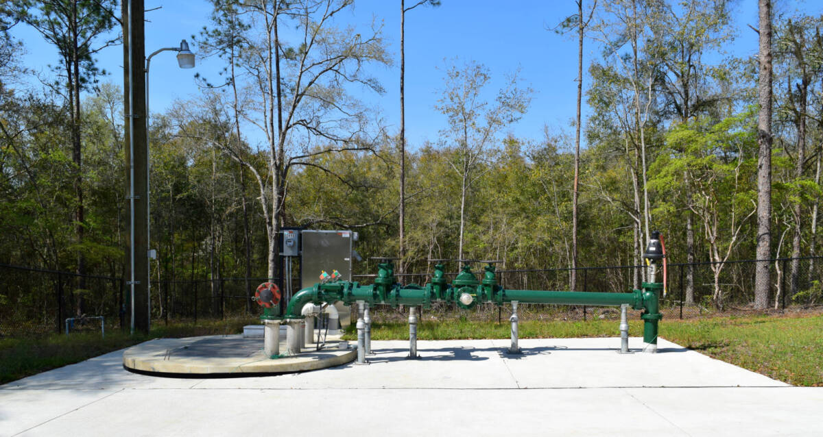 CITY OF TALLAHASSEE – PUMP STATION 71